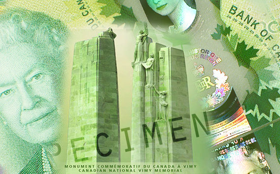 2017 WIMY Commemoration and 20CND Banknote