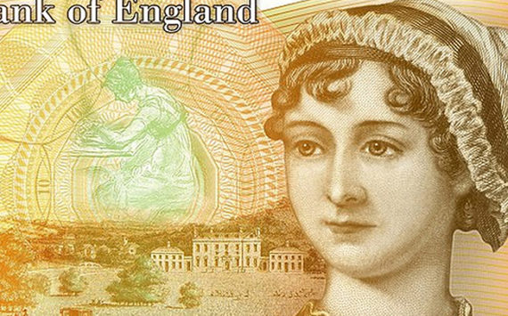 Summer exhibition of BoE: New Jane Austen £10 banknote