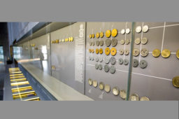 Permanent exhibition of coins in DANEMARK