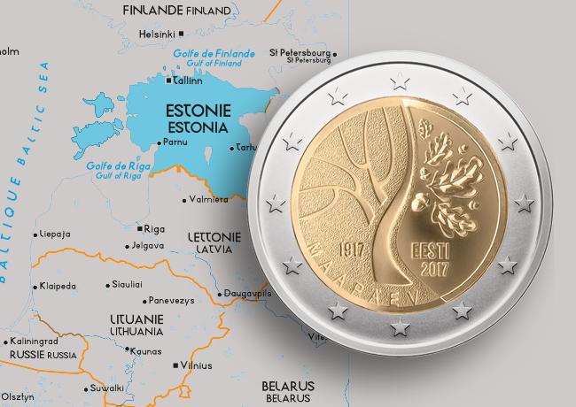 Euro celebrates estonian Independance