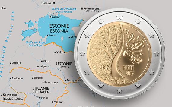 L'Euro célèbre l'Indépendance de l'Estonie