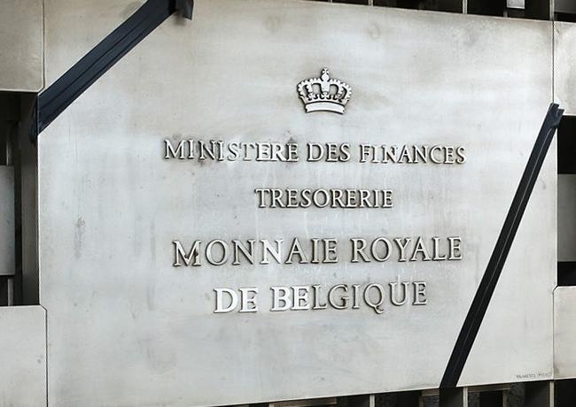 Belgique: fermeture de l'atelier monétaire et vente des stocks résiduels