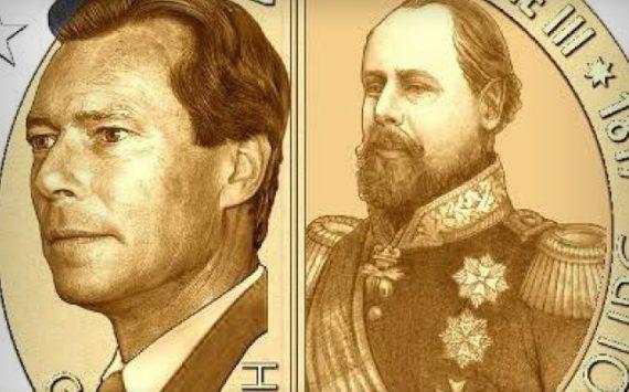 Nouvelle 2€ commémorative Grand-Duc Guillaume III – Luxembourg  – en avant première