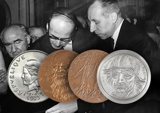 Raymond JOLY, ancien graveur général de la Monnaie de Paris a son musée