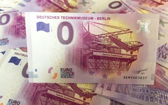 Richard FAILLE, Erfinder der Null-Euro-Souvenirscheine, schlägt wieder zu!