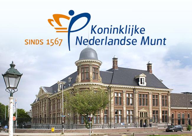Nouveau différent monétaire néerlandais – Monnaie des pays-Bas