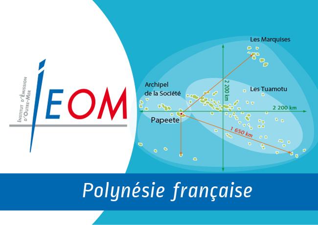 Les émissions monétaires de la Polynésie française – Période IEOM