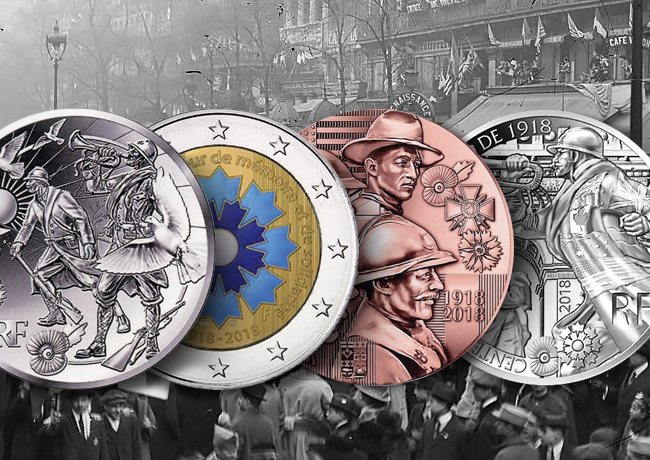 Pieces Les 100 Ans De L Armistice Bleuet De France Programme De