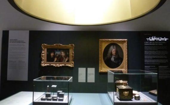 Inauguration du musée de la Monnaie de Paris