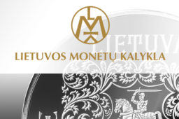 LITUANIA – 20 euro coin dedicated to the 500th anniversary of Francysk Skaryna's Ruthenian Bible