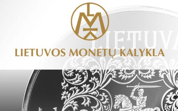 20€ Lituanie – les 500 ans de la bible ruthène de SKARYNA