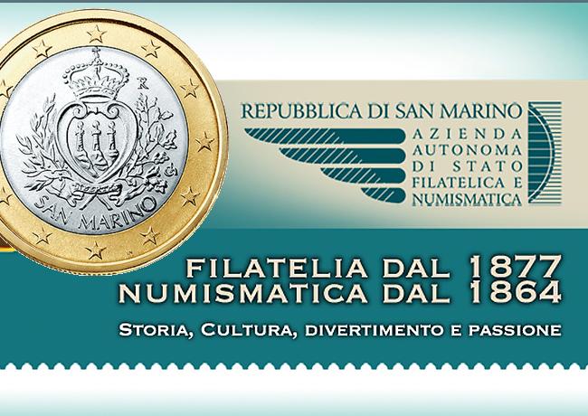 Programme numismatique 2018 de Saint Marin