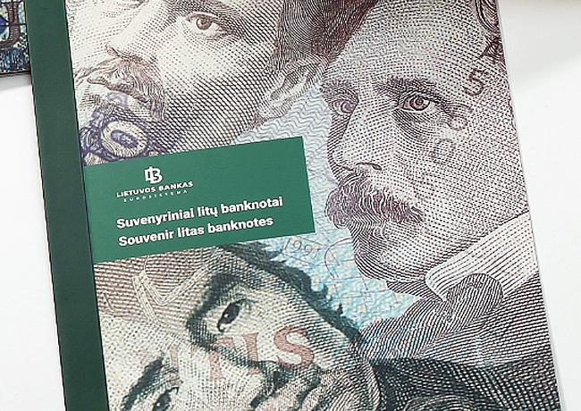 Lituanie : Vente exceptionnelle d'un set de billets non émis ! 100, 500 et 1 000 litas 1991/1994