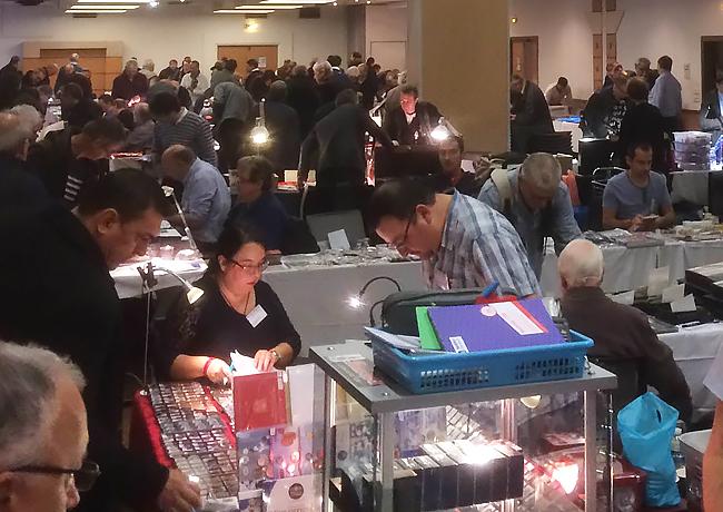 Salon numismatique – Monexpo 2017 – Monnaie et Billets