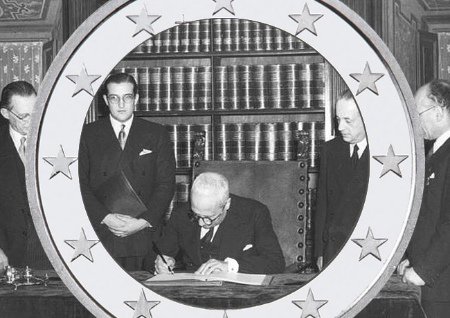 2€ 2018 commémorant les 70 ans de la constitution italienne de 1948