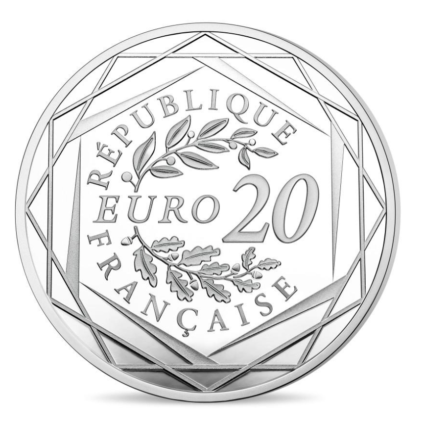 20€ Argent Marianne 2018 - Monnaie de Paris programme 2018