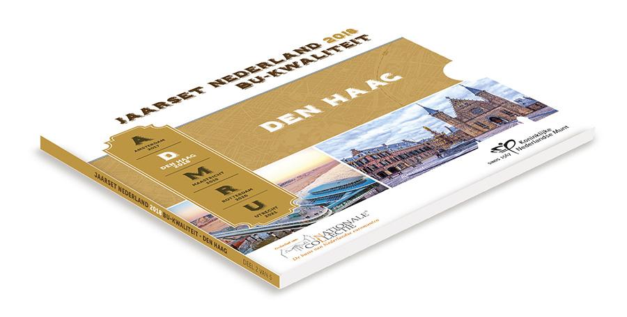 2€ 2018 la Hague