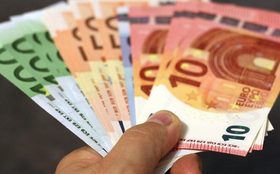 Montant moyen en argent liquide utilisé par les Européens – Enquête de la BCE