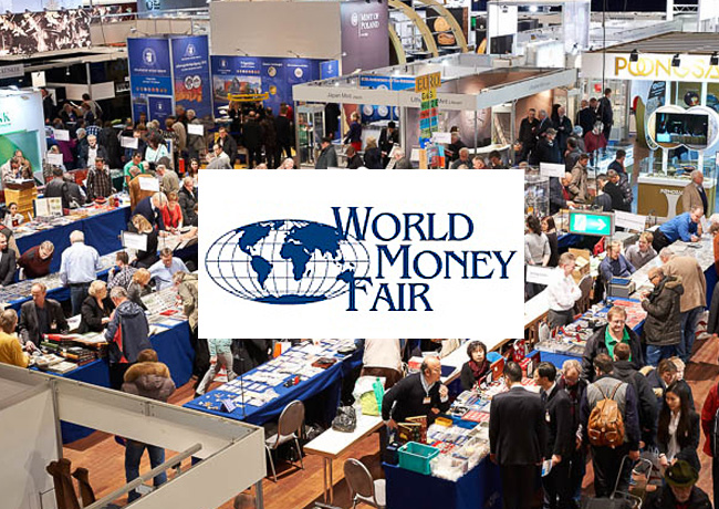 BERLIN WORLD MONEY FAIR 2018 – International coin fair
