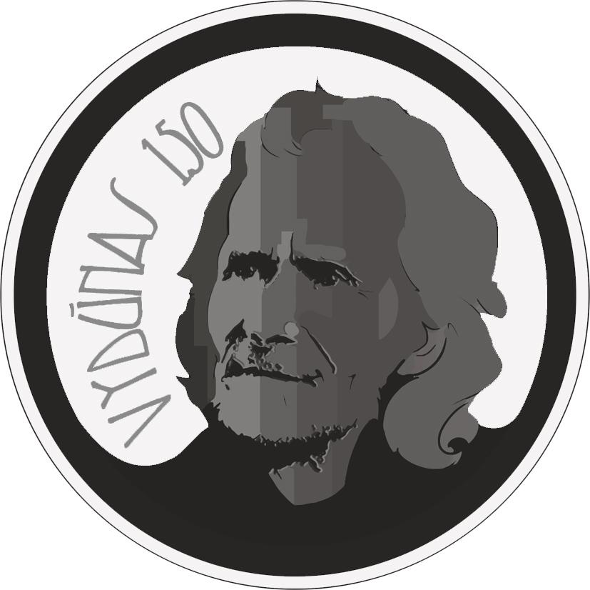 €20 - dedicated to the 150th birth anniversary of Vilhelmas Storosta-Vydünas Lithuania