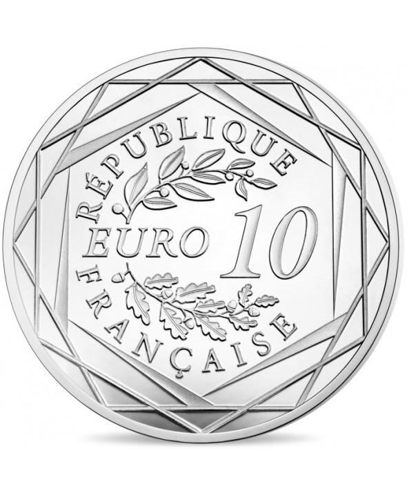 10 et 100 euro en Argent – les 100 ans de l'Armistice - monnaie de Paris