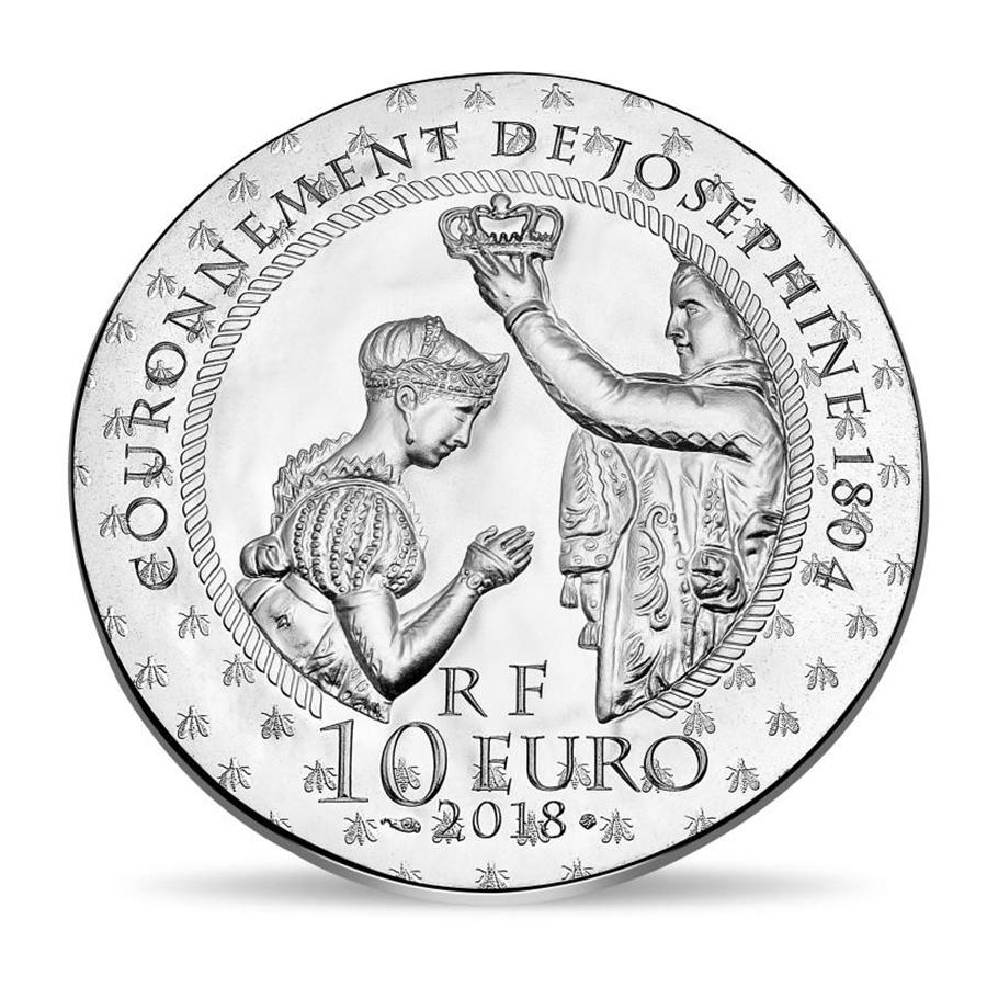 10 euro Argent Joséphine de Beauharnais - 2018 Monnaie de Paris-Les femmes qui ont marqué l'histoire de France