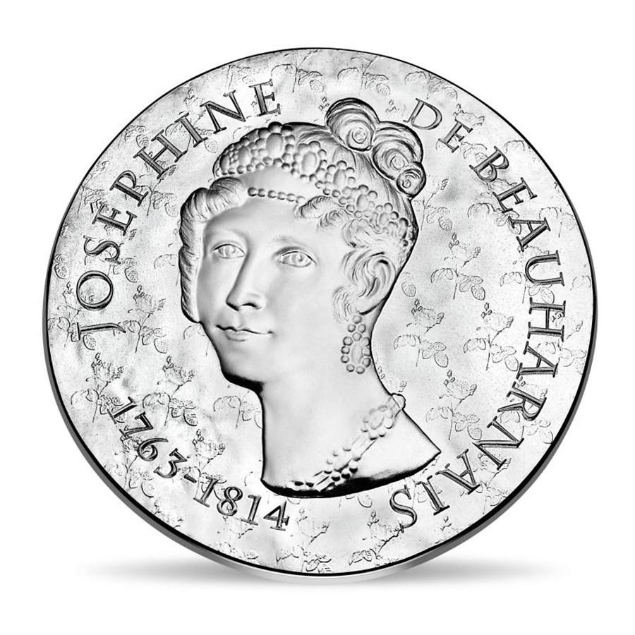 10 euro Argent Joséphine de Beauharnais - 2018 Monnaie de Paris
