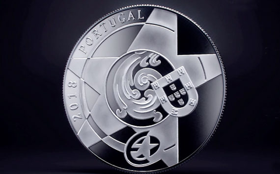 2018 official numismatic program of Portugal