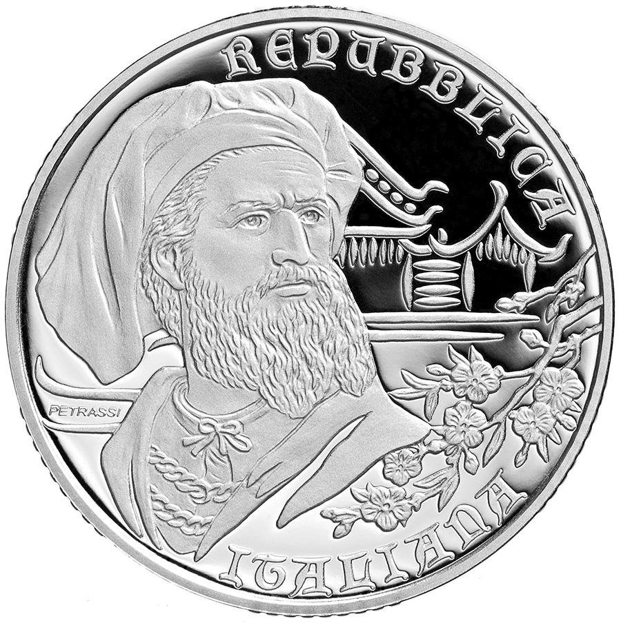 10 euro Marco Polo - Explorers Series italy 2018