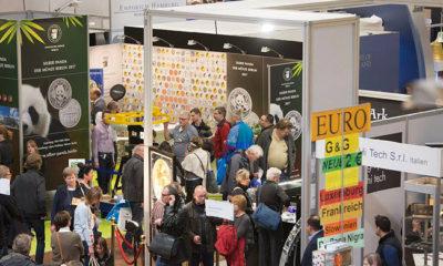 2018 BERLIN WORLD MONEY FAIR: the coin collector MECCA
