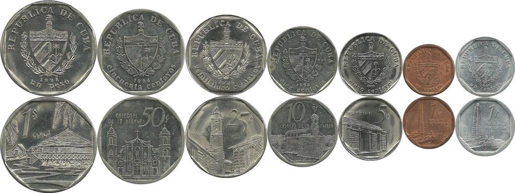 Le peso Cubain convertible CUC - monnaie cuba monnaie cubaine monnaie cubaine 2018 monnaie de cuba cuba monnaie
