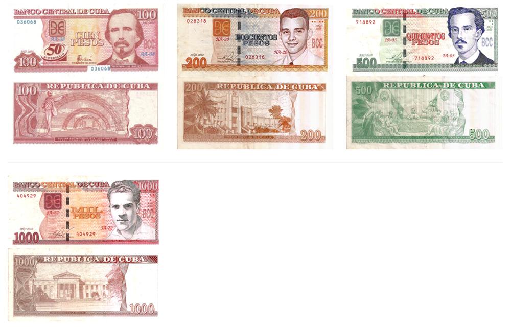 La double monnaie de Cuba, le CUC et le CUP - monnaie cuba monnaie cubaine monnaie cubaine 2018 monnaie de cuba cuba monnaie