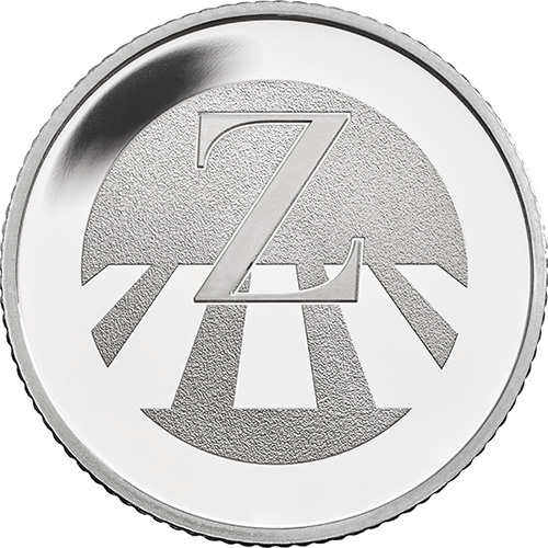 Z – Zebra Crossing - 10 pence 2018 Royal Mint