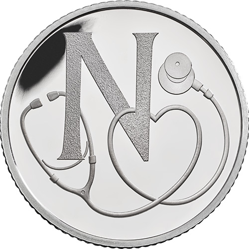 N – National Health Service - 10 pence 2018 Royal Mint