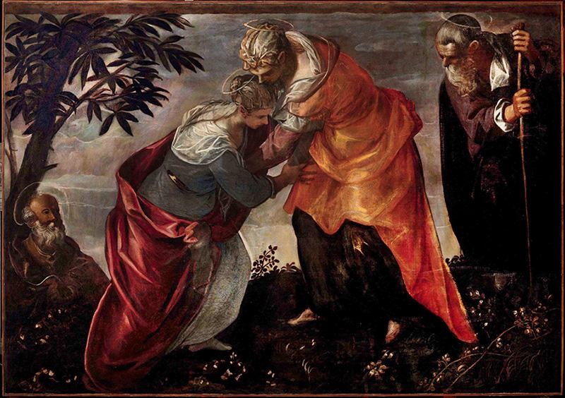 """2 euros 2018 Saint-Marin """"500° anniversaire de la naissance de Tintoretto"""" dit Le Tintoret"""