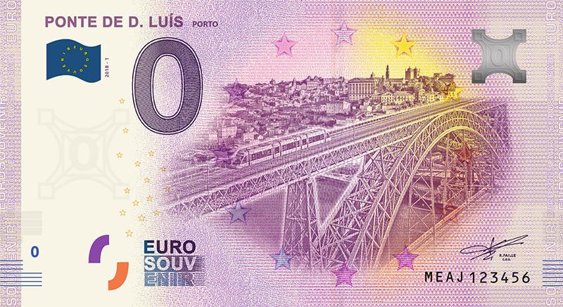 Billet 0 Euro Portugal - Billets Touristiques Portugal 2018