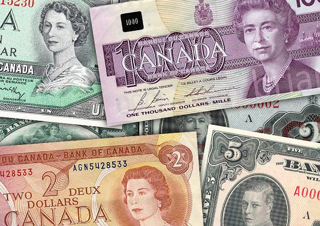 Le Canada souhaite démonétiser les anciens billets de 1 – 2 – 25 – 500 et 1000 dollars