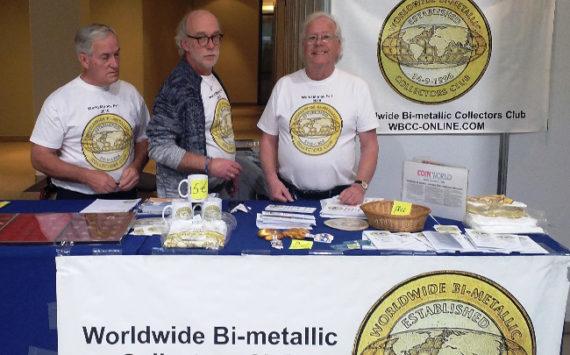 Le WBCC – club international des collectionneurs de pièces et jetons bimétalliques
