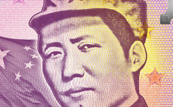 New zero euro banknote for chinese collectors market: The return of MAO