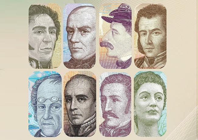 Réforme monétaire au VENEZUELA et nouvelle série de billets et pièces