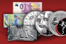 Commemorative Coins & Banknotes FIFA World Cup FOOTBALL – RUSSIA 2018