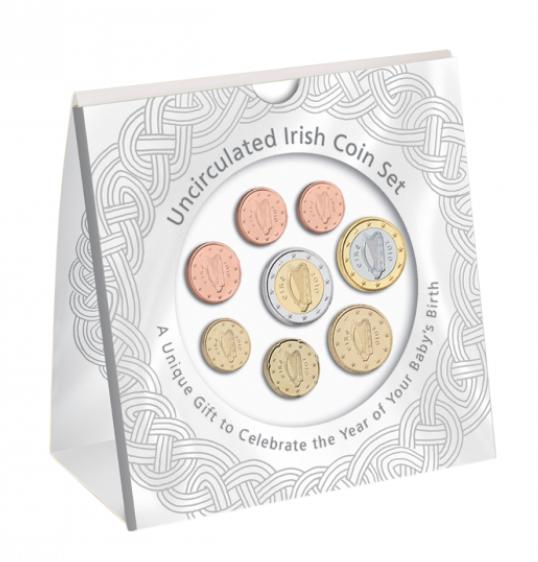 Coffret BU Naissance 2018 irlande