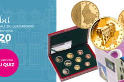 Luxembourg: win numismatic collectors in participating to a CBL quiz