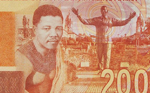 Nouveaux billets et pièces commémoratifs – Centenaire de la naissance de MANDELA – Afrique du Sud
