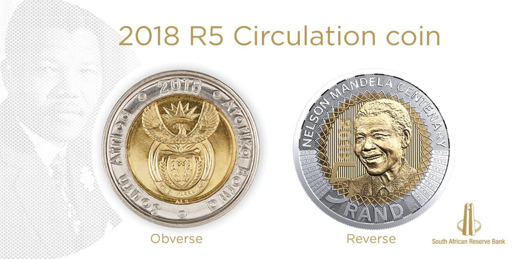 2018 mandela coin value 2018 nelson mandela r5 coin value mandela r5 coin value 2018