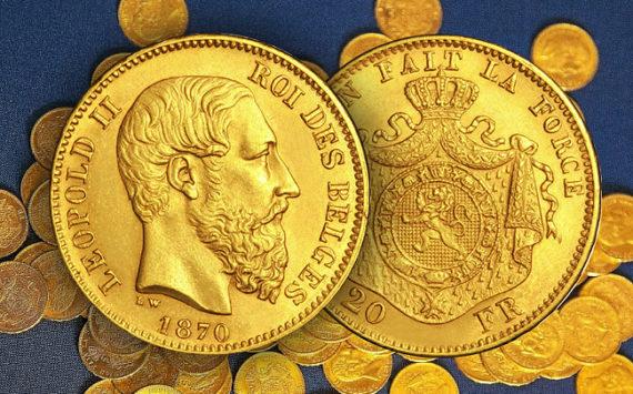 Découverte de 600 pièces d'or dans la cave d'une maison à Pont-Aven