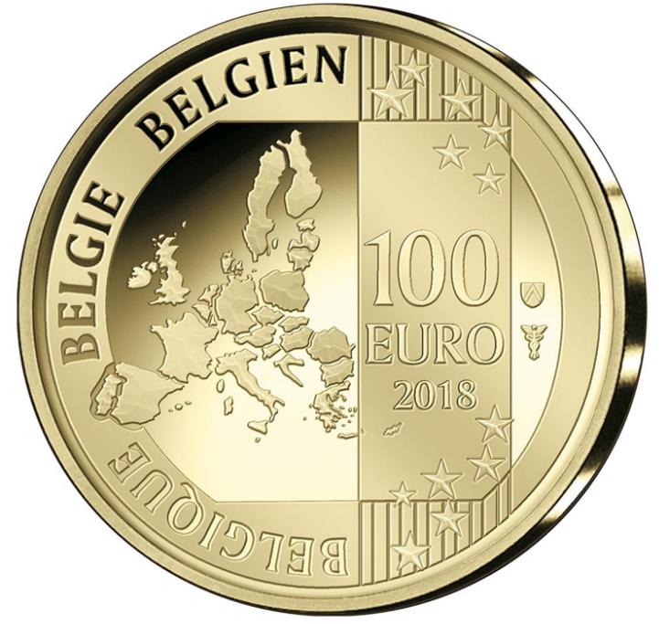 Exclusivité La Monnaie Royale De Belgique 6 Mois Après La