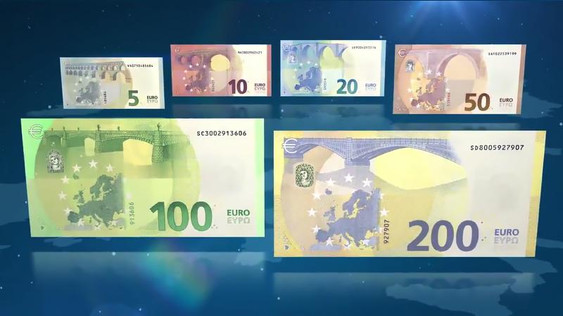 nouveau billet de 100 euros 2019 -100 euro -200 euro -billet de 100 euros -nouveau billet de 100 euros