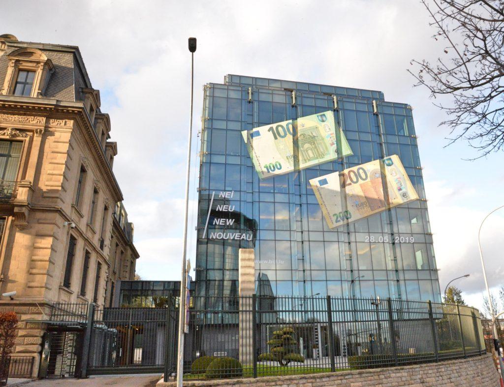 Nouveaux billets de 100€ et 200€ - série EUROPE ES2