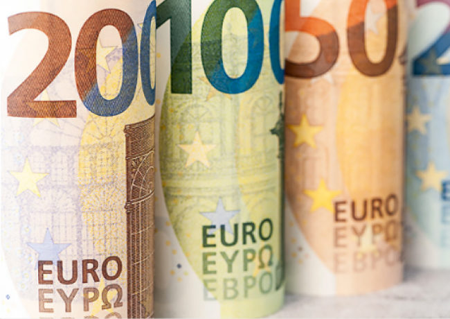 2019 new €100 and €200 euro banknotes – EUROPA series